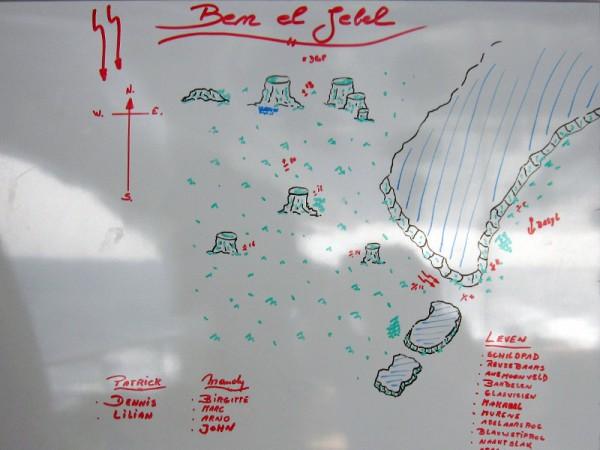 Tekening | Ben el Gebel | 21-03-2010