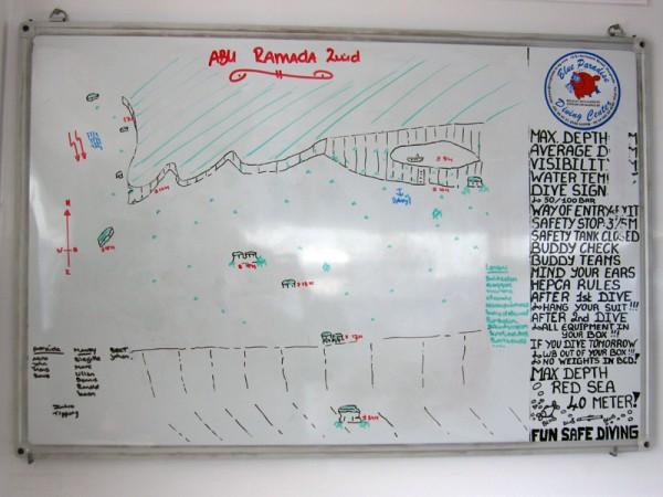 Tekening   Abu Ramada Zuid   22-03-2010