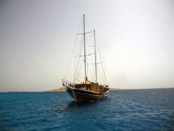 Zeilboot | Ben el Gebel | 21-03-2010