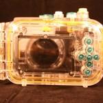 Onderwaterbehuizing Canon WP-DC 32 (achterzijde)