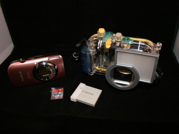 Complete foto-uitrusting